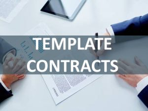 Template Contracts