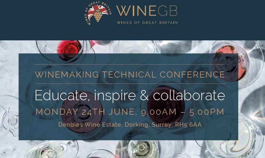 WineGB Technical Conference 2019