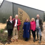Dunesforde Vineyard Townsend Family