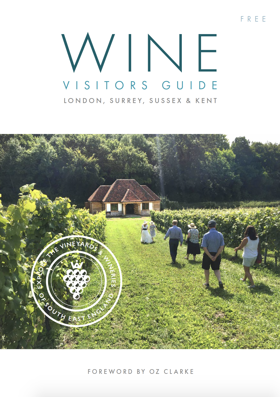 WineGB South East Wine Visitors Guide